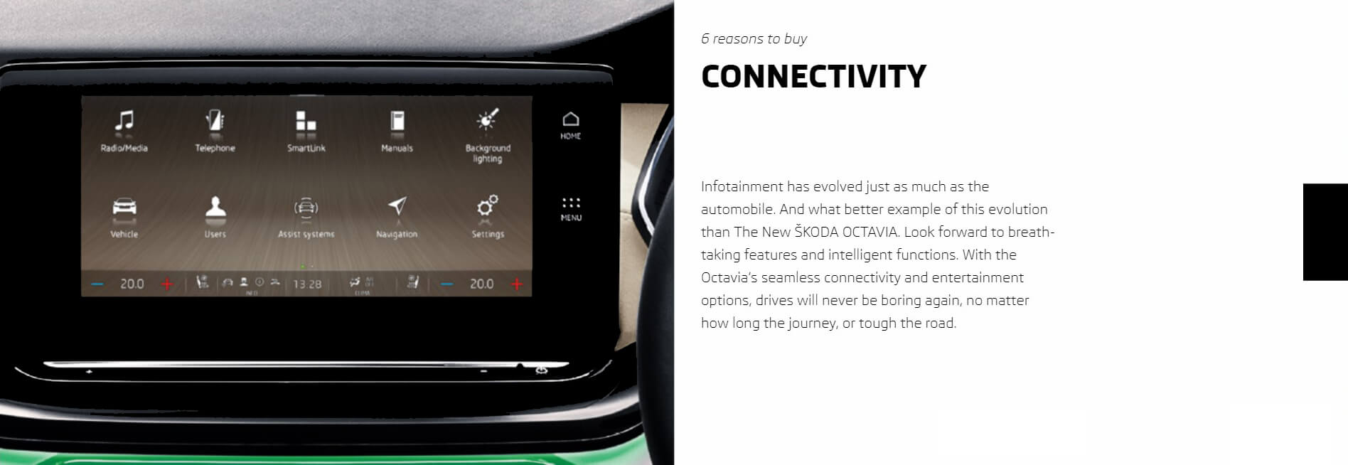 6 Reasons To Buy Octavia 4