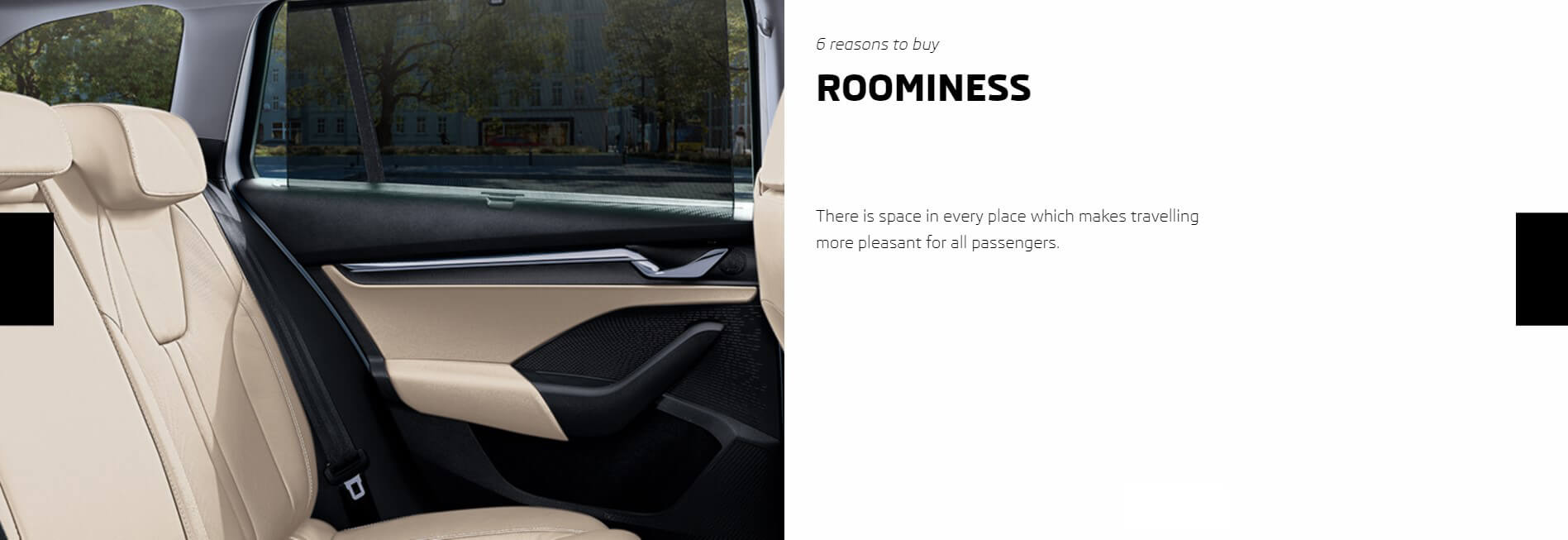 6 Reasons To Buy Octavia roomiess